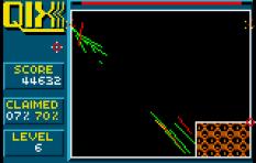 Qix Atari Lynx 43