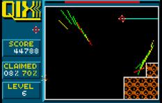 Qix Atari Lynx 44