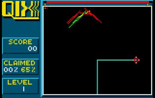 Qix Atari Lynx 53