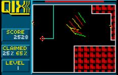 Qix Atari Lynx 54