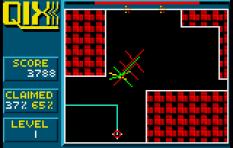 Qix Atari Lynx 55