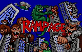 Rampage Atari Lynx 001