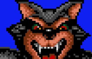 Rampage Atari Lynx 100