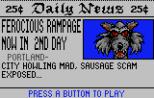 Rampage Atari Lynx 105
