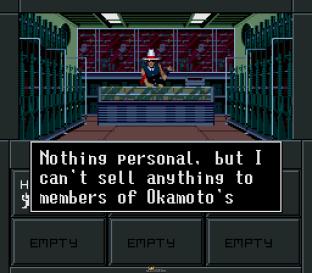 Shin Megami Tensei 2 SNES 009