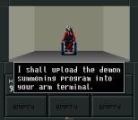 Shin Megami Tensei 2 SNES 014
