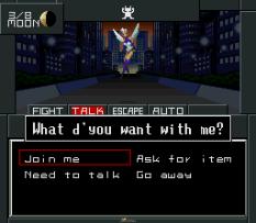 Shin Megami Tensei 2 SNES 022
