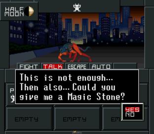 Shin Megami Tensei 2 SNES 108