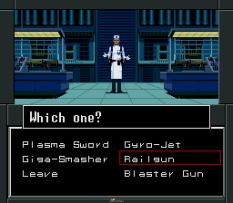 Shin Megami Tensei 2 SNES 109