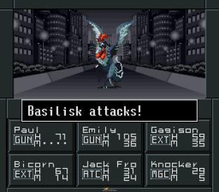 Shin Megami Tensei 2 SNES 133