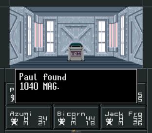 Shin Megami Tensei 2 SNES 141