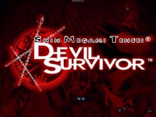 Shin Megami Tensei - Devil Survivor Nintendo DS 001