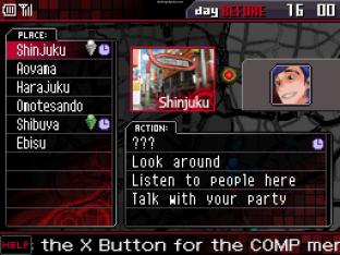 Shin Megami Tensei - Devil Survivor Nintendo DS 009
