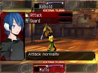 Shin Megami Tensei - Devil Survivor Nintendo DS 020