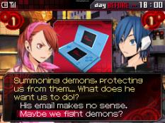 Shin Megami Tensei - Devil Survivor Nintendo DS 022
