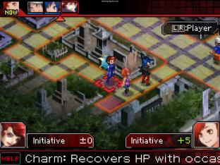 Shin Megami Tensei - Devil Survivor Nintendo DS 034