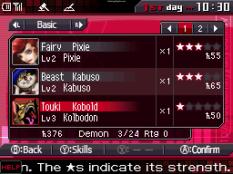 Shin Megami Tensei - Devil Survivor Nintendo DS 043