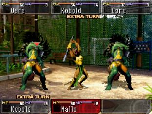 Shin Megami Tensei - Devil Survivor Nintendo DS 045