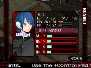 Shin Megami Tensei - Devil Survivor Nintendo DS 053