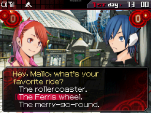 Shin Megami Tensei - Devil Survivor Nintendo DS 056