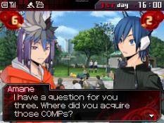 Shin Megami Tensei - Devil Survivor Nintendo DS 066