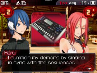 Shin Megami Tensei - Devil Survivor Nintendo DS 078