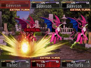 Shin Megami Tensei - Devil Survivor Nintendo DS 111