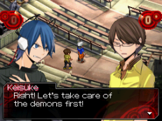 Shin Megami Tensei - Devil Survivor Nintendo DS 164