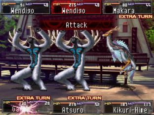 Shin Megami Tensei - Devil Survivor Nintendo DS 166
