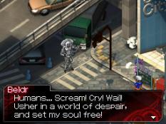 Shin Megami Tensei - Devil Survivor Nintendo DS 187