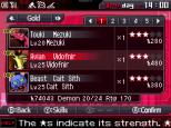 Shin Megami Tensei - Devil Survivor Nintendo DS 190