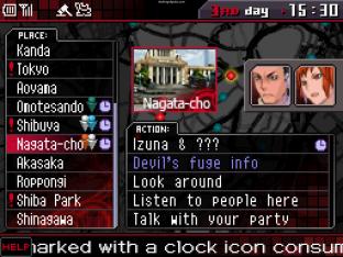 Shin Megami Tensei - Devil Survivor Nintendo DS 196