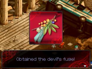 Shin Megami Tensei - Devil Survivor Nintendo DS 218