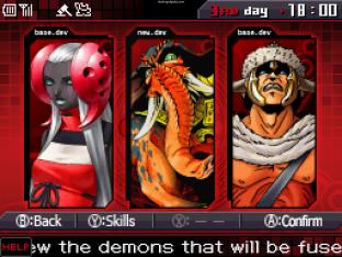 Shin Megami Tensei - Devil Survivor Nintendo DS 221
