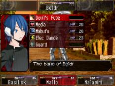 Shin Megami Tensei - Devil Survivor Nintendo DS 231