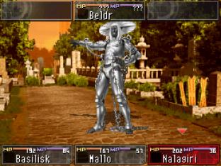Shin Megami Tensei - Devil Survivor Nintendo DS 232
