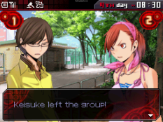 Shin Megami Tensei - Devil Survivor Nintendo DS 242