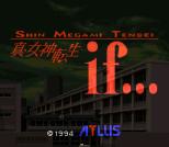 Shin Megami Tensei If SNES 002