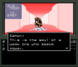 Shin Megami Tensei SNES 005