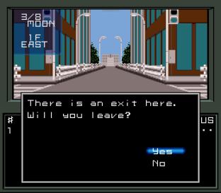 Shin Megami Tensei SNES 009