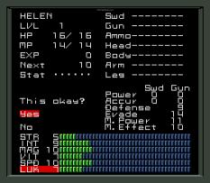 Shin Megami Tensei SNES 021
