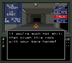 Shin Megami Tensei SNES 032