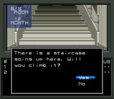 Shin Megami Tensei SNES 033