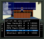 Shin Megami Tensei SNES 039