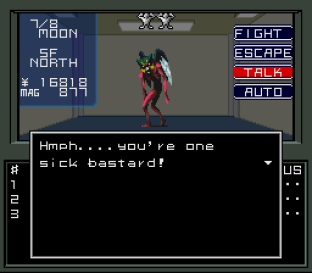 Shin Megami Tensei SNES 042