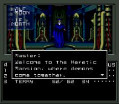 Shin Megami Tensei SNES 044