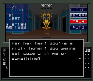 Shin Megami Tensei SNES 067
