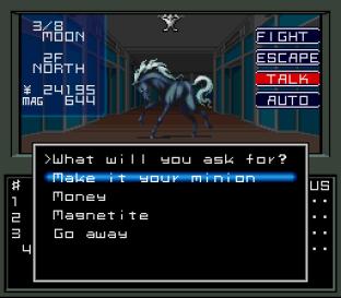 Shin Megami Tensei SNES 075
