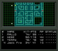 Shin Megami Tensei SNES 076