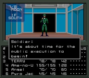 Shin Megami Tensei SNES 078